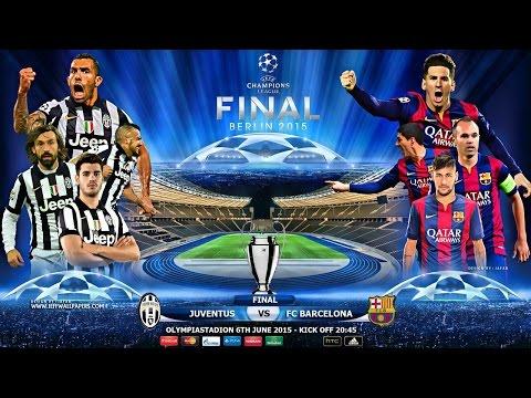 Прогноз:  Ювентус - Барселона [FIFA 15]  Финал Лиги Чемпионов УЕФА