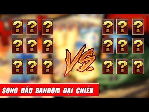 Song đấu One Piece : Trận Chiến Ngẫu Nhiên - 9 Vs 9 Random One Piece Burning Blood