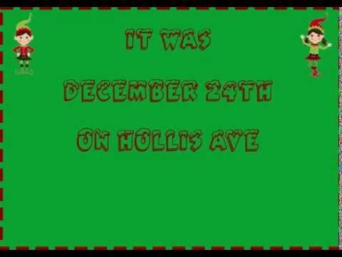 Christmas in Hollis (Lyrics) - Run D.M.C.