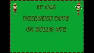 Christmas in Hollis (Lyrics) - Run D.M.C.