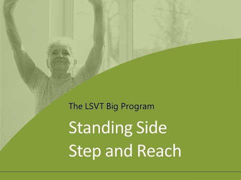 Exercise 4: Standing Side Step and Reach