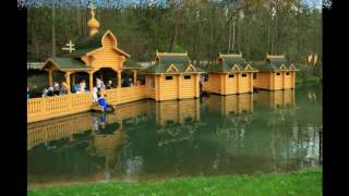 Дивеевский монастырь - Diveevsky monastery(Серафи́мо-Диве́евский монасты́рь; Дивеевский монастырь (в разговорном обиходе — Дивеево; полное название:..., 2016-07-10T09:01:24.000Z)