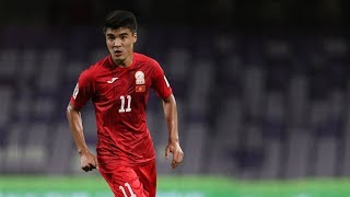 Бекжан Сагынбаев Лучшие моменты в кубке Азии 2019! Asian Cup 2019!