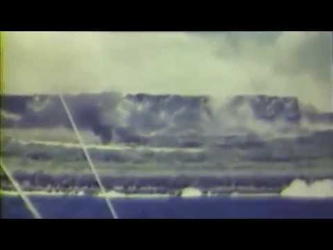 Pre-Invasion Bombarding Of Saipan And Tinian, 06/1944 (full)