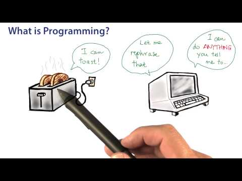 What Is Programming? - Intro to Java Programming