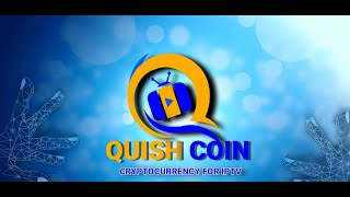 QUISH COIN - Cryptocurrency For IPTV