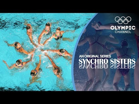 Ep. 3 - The Surprising Key Backer for Synchronised Swimming Teams | Synchro Sisters