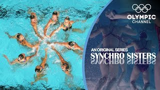 Ep. 3 - The Surprising Key Backer for Synchronised Swimming Teams   Synchro Sisters