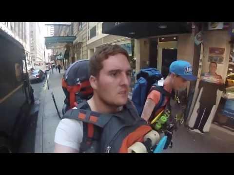 Day 3 - USA Road Trip - New York to Philadelphia, Pennsylvania