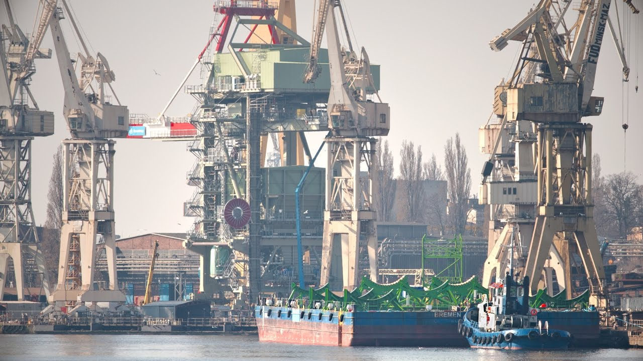 Offshore Vessel Accident Bremen Pontoon Race Bank Don Energy