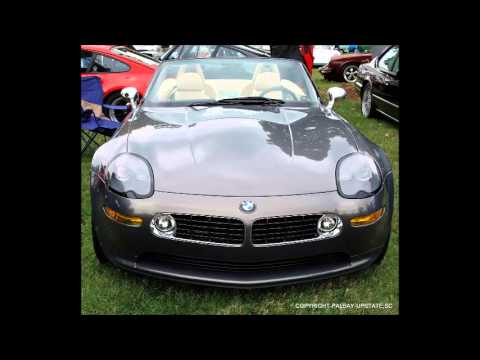 1997 BMW Z07 Concept - YouTube