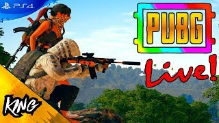 🔴PUBG PS4 DAY 29 BABY! THE KING HAS RETURNED