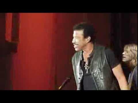 Lionel Richie, Sail On