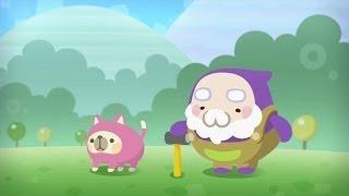 Pushmo World (Wii U) Walkthrough Part 1 - Pushmo Park Stages 1-10 + Intro (Basic Lesson)