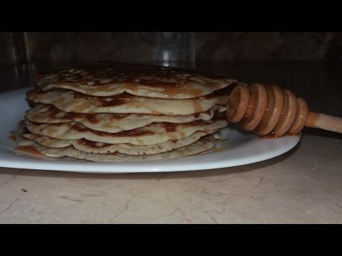 pancakes-(gâteau-à-la-poêle)-بان-كيك