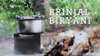 Yummy Traditional Brinjal Biryani By World Oldest Youtuber