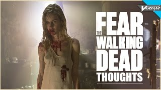 One Shot: Fear The Walking Dead Thoughts!