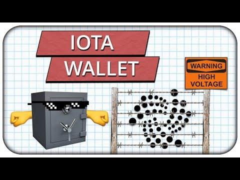 IOTA Wallet einrichten - Anleitung wie du deine IOTAs sichern kannst & SEED generieren