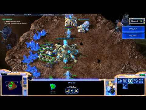 StarCraft Master Achievement