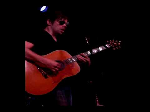 Dax Riggs-How Long the Night Was-Grant Street Dance Hall-10-22-2008