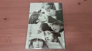 Unboxing Apink 에이핑크 3rd Studio Album Pink Revolution