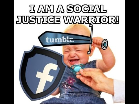 I am a SJW...???/Harassment(Online and In-person)