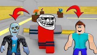 Zombik and Steve Are Items Hidden 📦 - Roblox