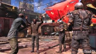 Fallout 4 - Launch Trailer/ Релизный трейлер Fallout 4[Saint Sound]
