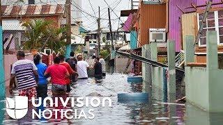 María deja un panorama desolador en cada esquina de Puerto Rico