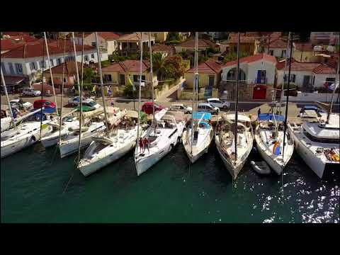 Ionian Sea 2017 - Day 4 - Vathi On The Island Of Ithaki