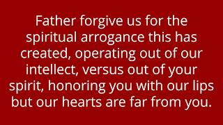 Mark Taylor - Prayer of Repentance