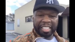 50 Cent Goes To Atlanta To Find BMF Cast For New Series