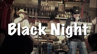 Deep Purple - Black Night  cvo cover at Shisui deux