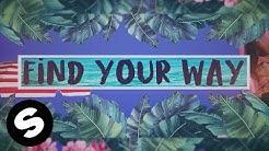 Plastik Funk - Find Your Way (Alle Farben Edit) [Official Lyric Video]