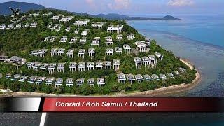 Conrad  Koh Samui / overflown with my drone