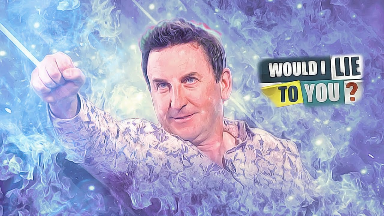 Lee Mack's Quick Wit on Would I Lie to You?