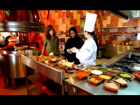 Lebanese Vs Armenian Cuisine Qatar Tv Cooking Show Youtube