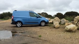 2014 Ford Transit Courier Review - Inside Lane
