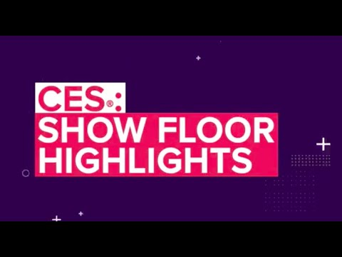 Thumbnail for video of article: Video: CES 2019 Show Floor Highlights
