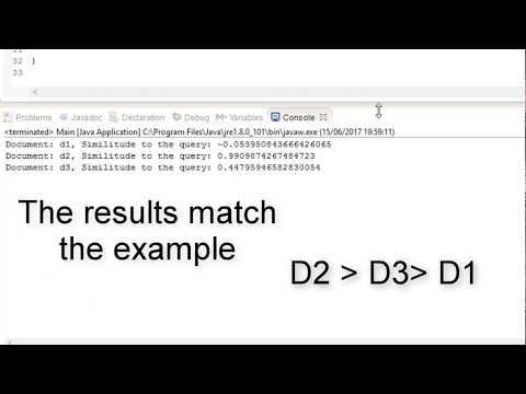 Latent Semantic Index (LSI)