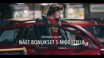 Omistajan etu #5 S-Mobiili - S-market