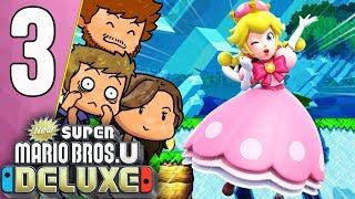 LE SUPER POUVOIR D'ELENA 💪   New Super Mario Bros. U Deluxe Ep.3