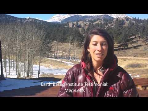 Earth Based Institute Testimonial by Meg Letts