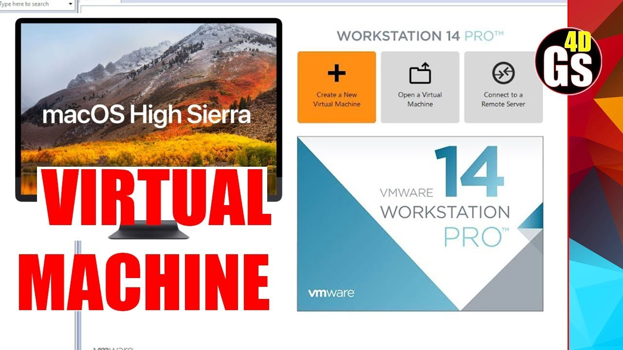 Install NEW VMware Workstation Pro 14 : TEST REVIEW 1