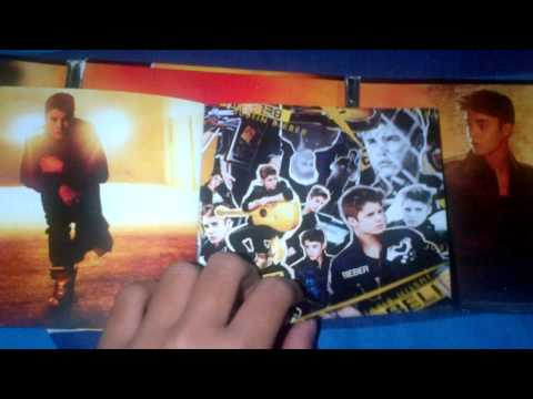 Justin Bieber Believe Deluxe Edition And Believe Acoustic Unboxing