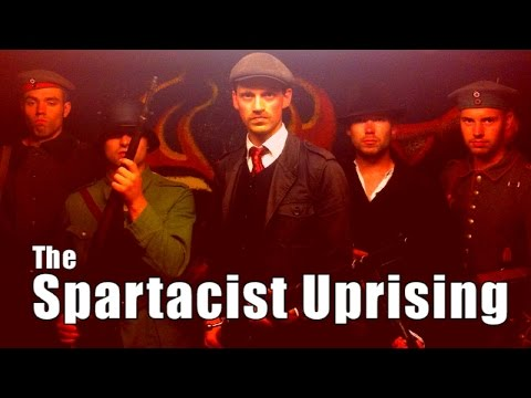 The Spartacist Uprising (1919)