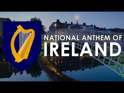National Anthem of Ireland(English Version) -
