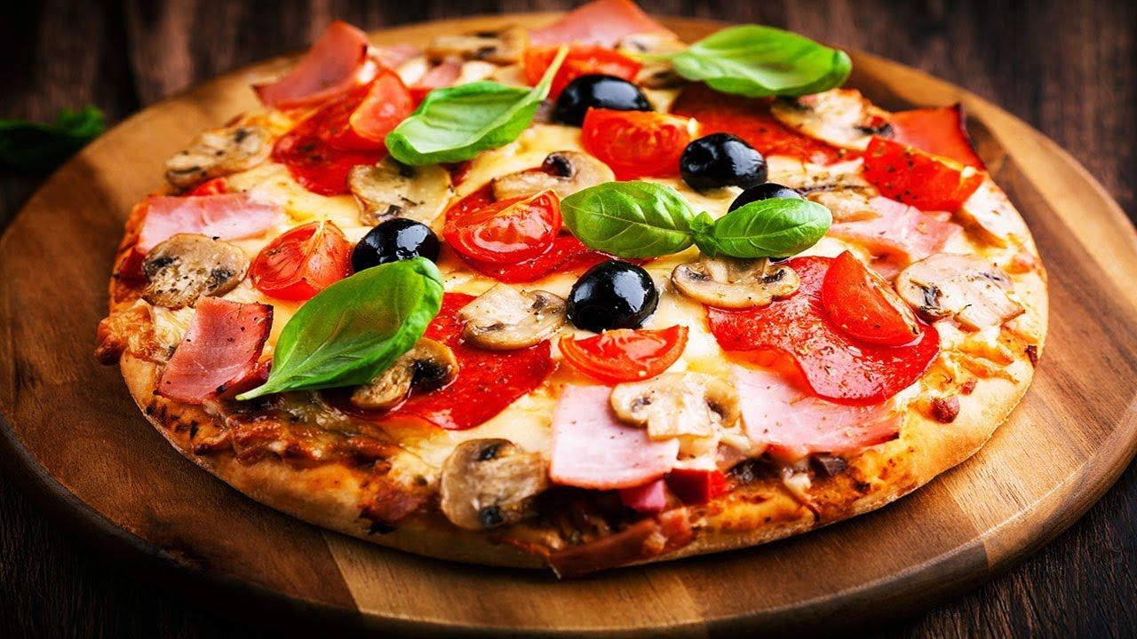 Ẩm Thực Thế Giới – 15 món pizza ngon nhất 2018  | Recipes Ideas # 3
