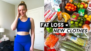 FITNESS VLOG: huge grocery haul, new activewear try on haul