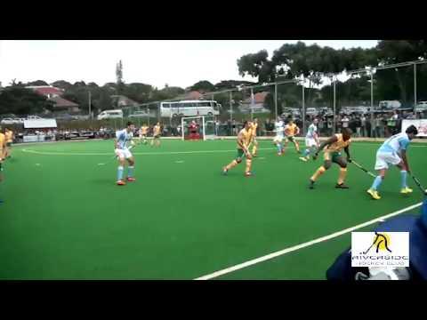 Hockey SA vs ARG @ Riverside First Half